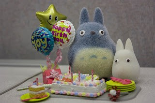 Праздник день рождения