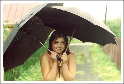 Зонтик от дождя