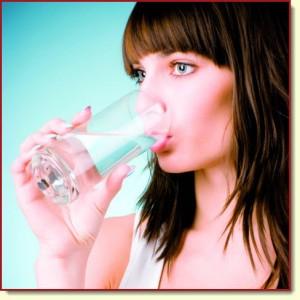 Пить талую воду