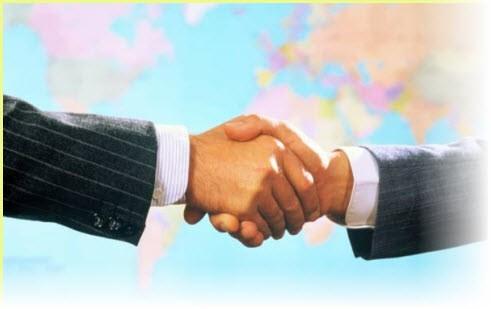 Рукопожатие и примирение