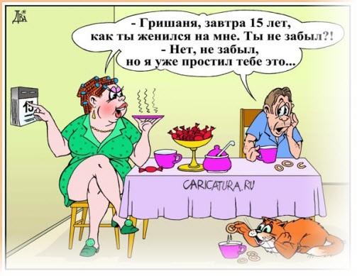 Семейное чаепитие