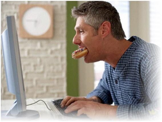 Как ест психастеник