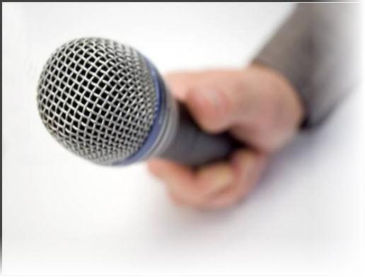 Записать свою речь