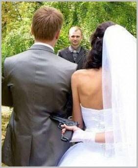 Свадьба по принуждению