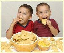 Мы очень любим чипсы