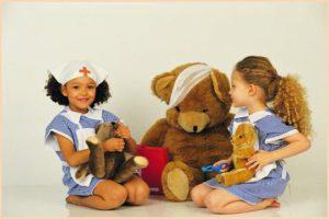 Девочки медсёстры