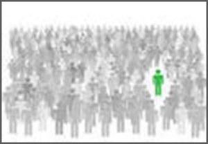 Невротик чужой среди людей