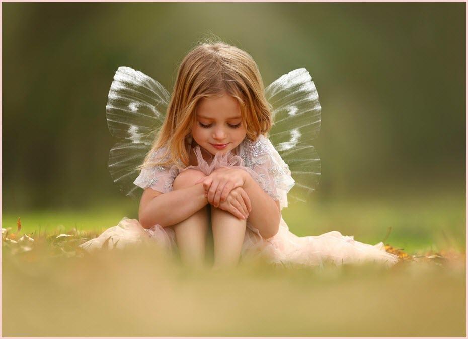 Девочка- ангел