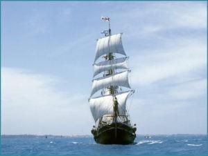 Корабль как символ