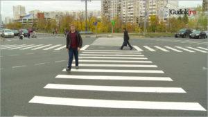 Боязнь пешеходных переходов у водителей как профессиональная фобия