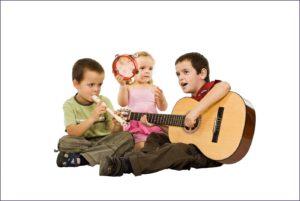 Трио музыкантов