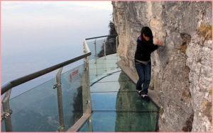 Психастеник боится высоты