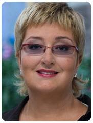 Писательница детективных романов Татьяна Устинова