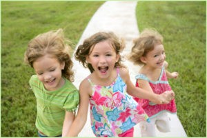 Три сестрёнки