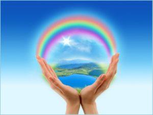Радость радуга
