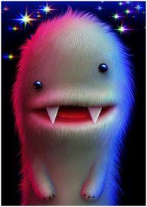Инопланетное существо