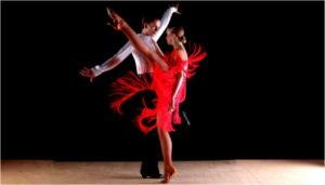 Акробатика в танце