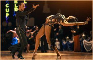 Профессиональный танец