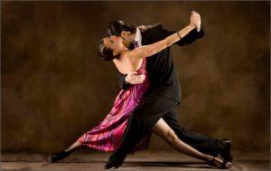 Латинский танец