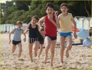 Летом на пляже