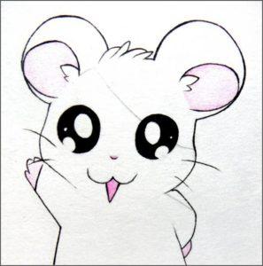 Картинка мышонок