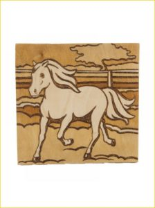 Картинка лошадь