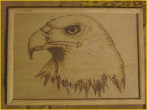 картинка орёл