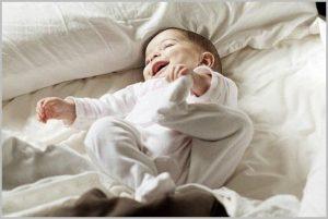 С добрым утром ребёнок