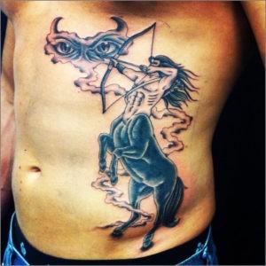 Татуировка Стрелец