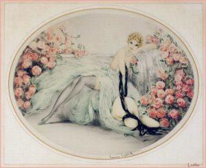 Картинка балерина