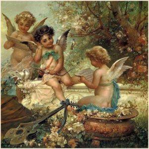 Дети ангелочки