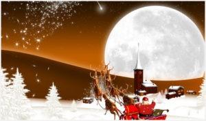 Рождественский Дед Мороз