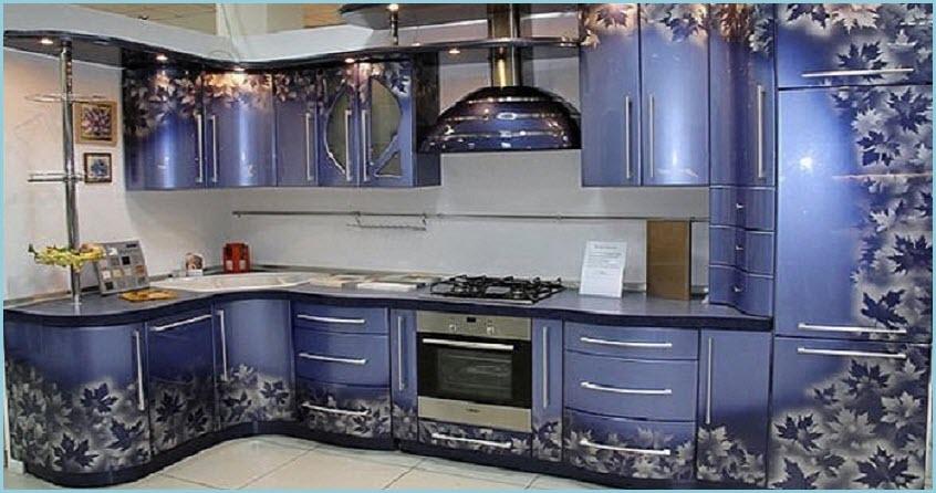 Кухня гламур