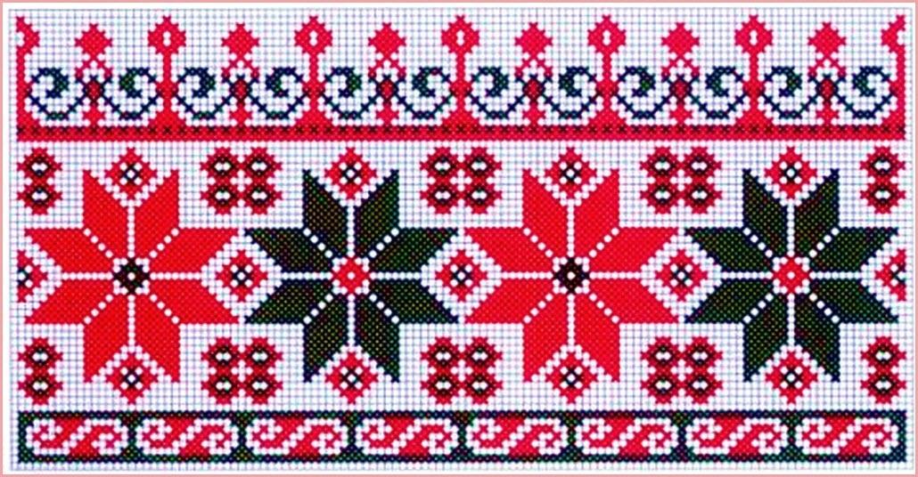 Белорусские узоры