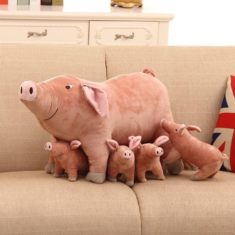 Игрушка свинка6