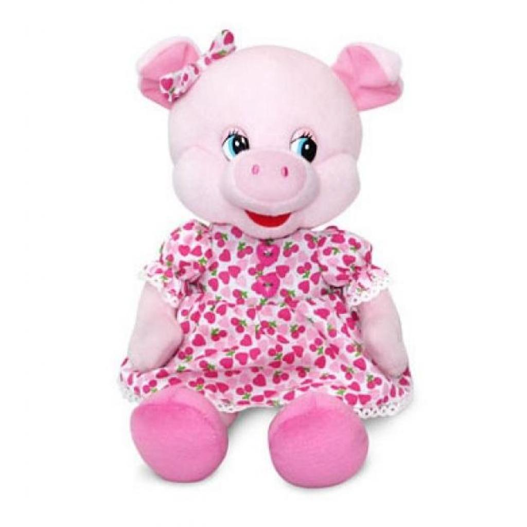 Игрушка свинка девочка