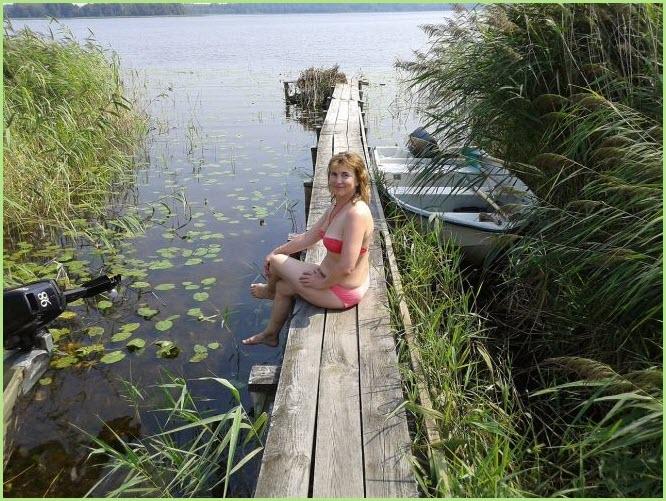Отпуск в деревне летом