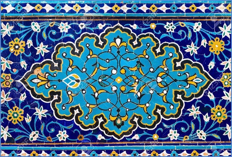 Узбекский узор