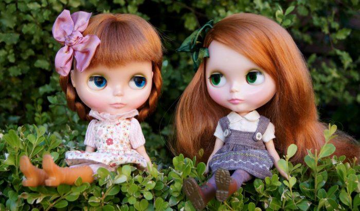 Две куклы 15