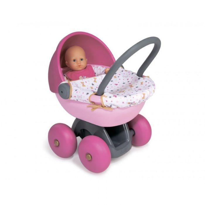 Кукла в коляске 17
