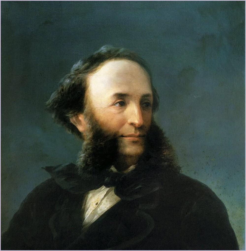 Портрет Айвазовского