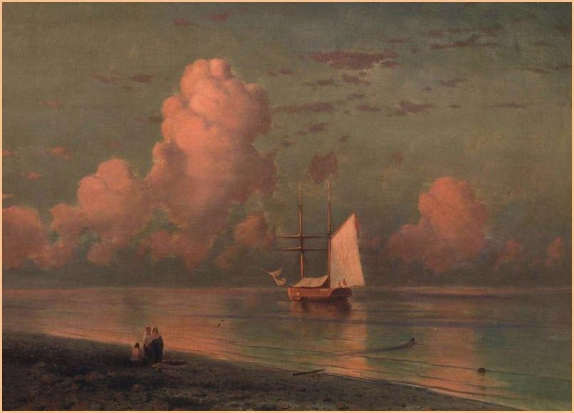 Морское небо