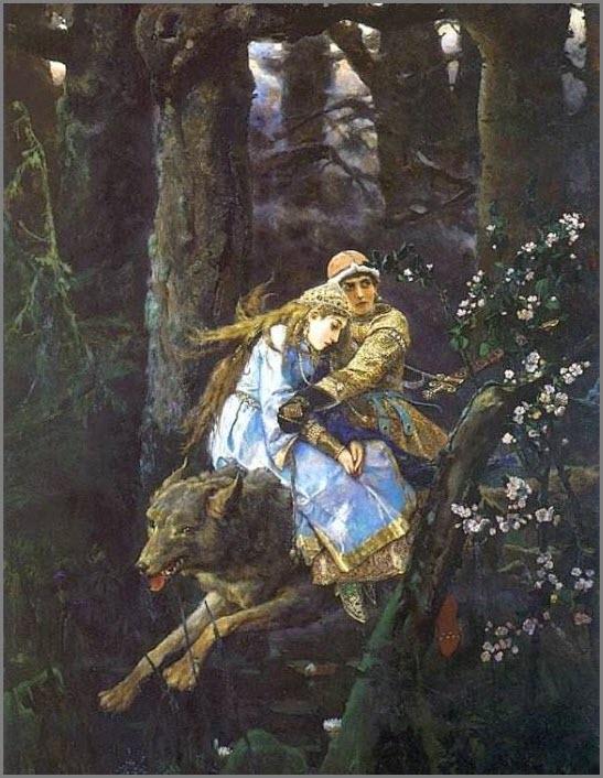Иван царевич картинка