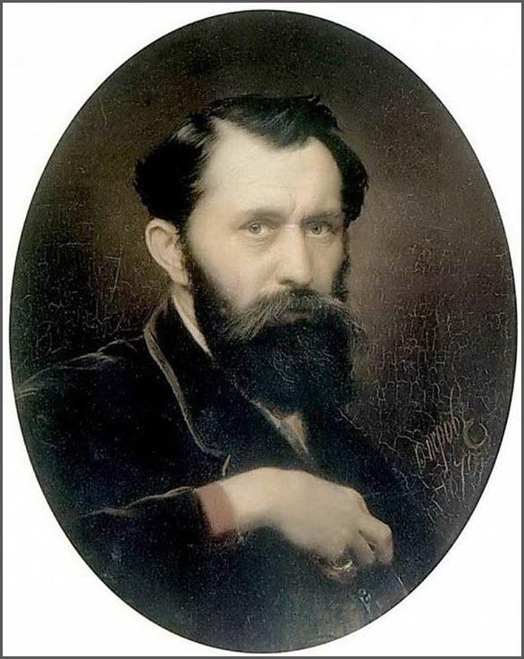 Портрет Перова