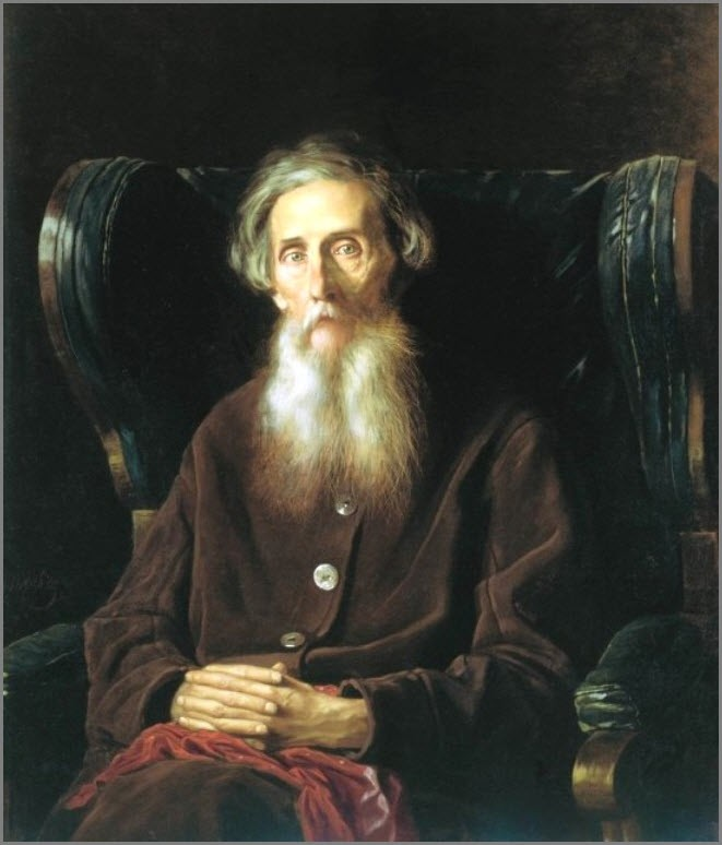 Портрет Даля