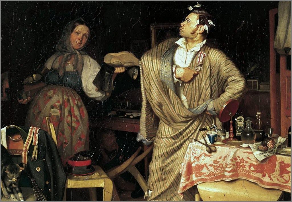 Свежий кавалер картина