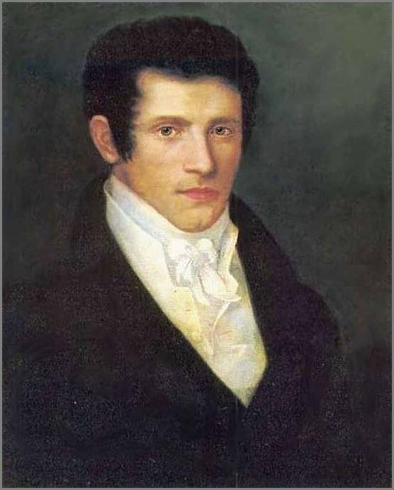 Мужской портрет картина
