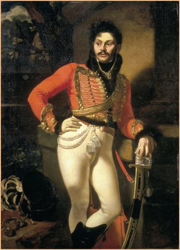 Портрет Давыдова