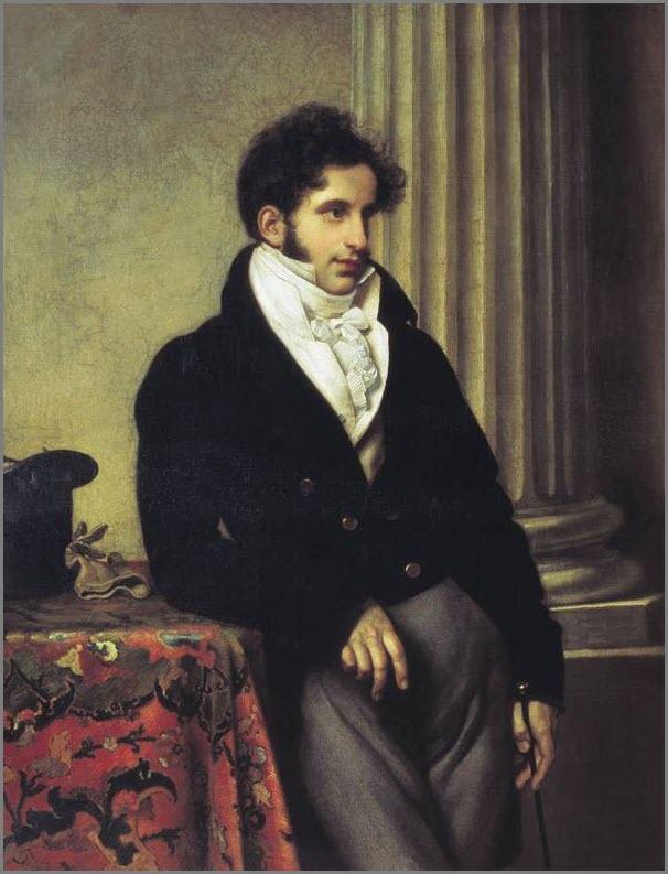 Портрет Уварова