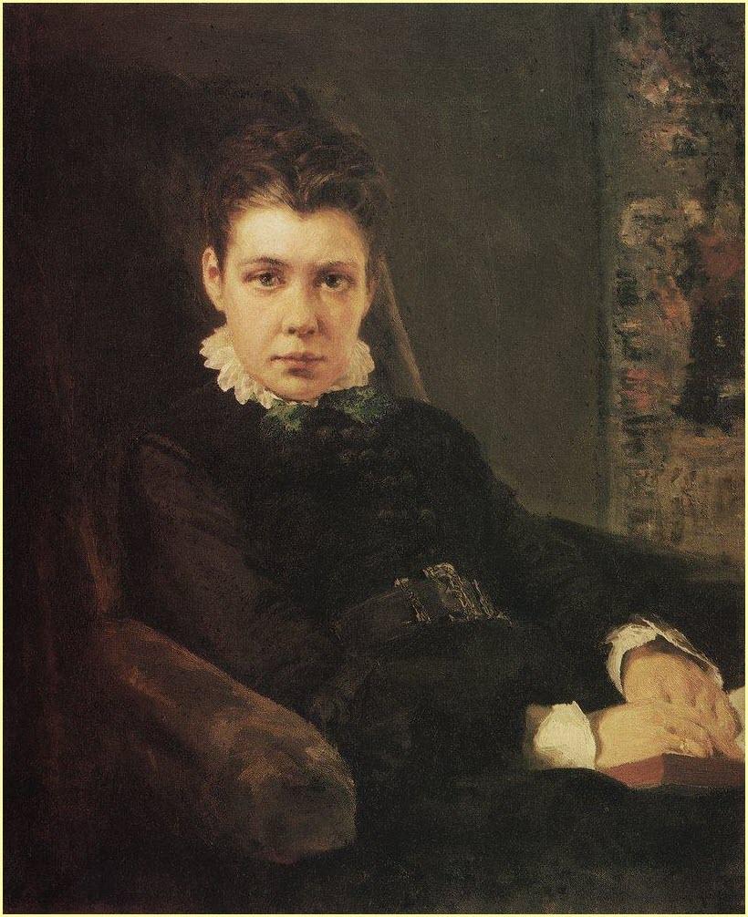Портрет Хрущёвой